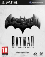 PS3 Batman The Telltale Series (nová)