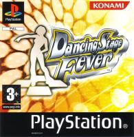 PSX PS1 Dancing Stage Fever