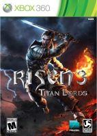 Xbox 360 Risen 3: Titan Lords (nová)