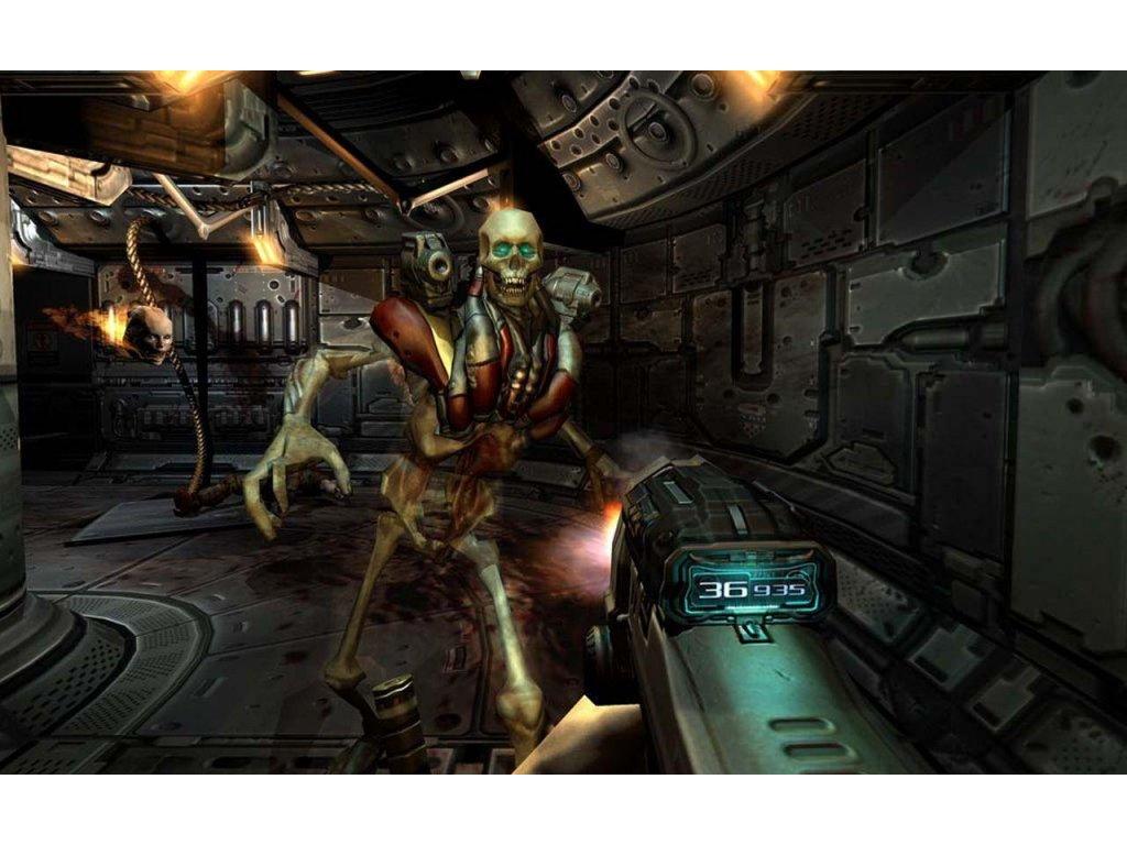 Xbox 360 Doom 3 - BFG Edition (DE)