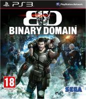 PS3 BD Binary Domain