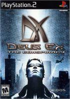 PS2 Deus Ex (DE)