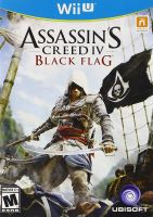 Nintendo Wii U Assassins Creed 4 Black Flag