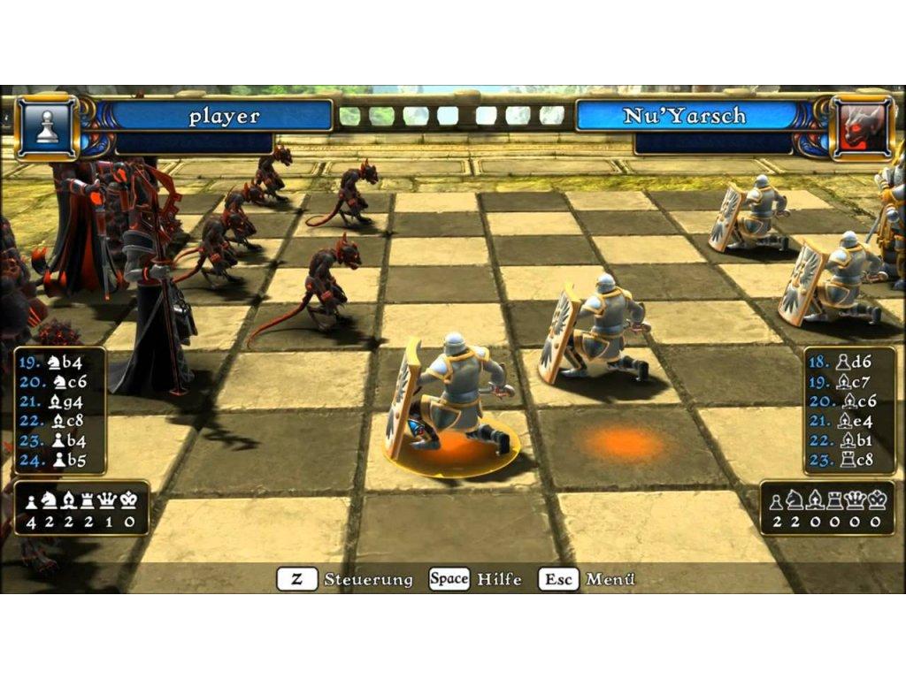 Xbox 360 Battle vs. Chess (CZ)