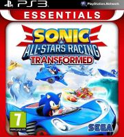 PS3 Sonic And All Stars Racing Transformed (nová)