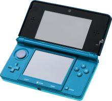 Nintendo 3DS - modré