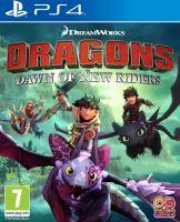 PS4 Dragons Dawn of New Riders (nová)