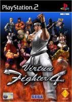 PS2 Virtua Fighter 4