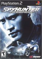 PS2 Spy Hunter: Nowhere To Run