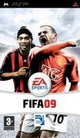 PSP FIFA 09 2009 (Bez obalu)