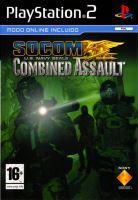 PS2 SOCOM US Navy Seals Combined Assault