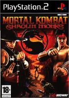 PS2 Mortal Kombat - Shaolin Monks