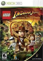 Xbox 360 Lego Indiana Jones The Original Adventures