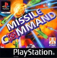 PSX PS1 Missile Command (1769)