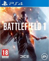 PS4 Battlefield 1 (nová)