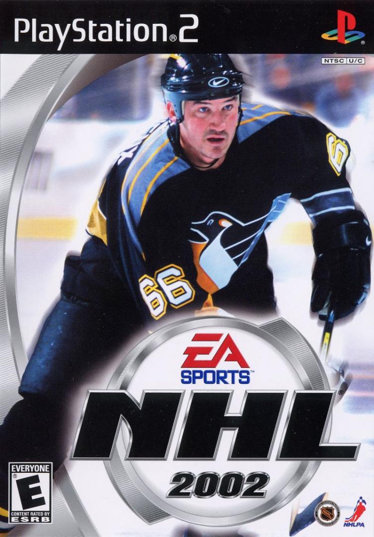 PS2 NHL 2002 (DE)