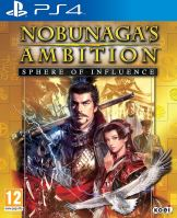 PS4 Nobunagas Ambition: Sphere of Influence (nová)