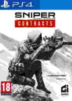 PS4 Sniper: Ghost Warrior - Contracts (CZ)(nová)