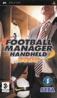 PSP Football Manager Handheld 2009 (Bez obalu)