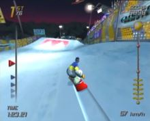 PS2 SSX