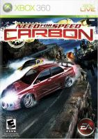 Xbox 360 NFS Need For Speed Carbon (DE)