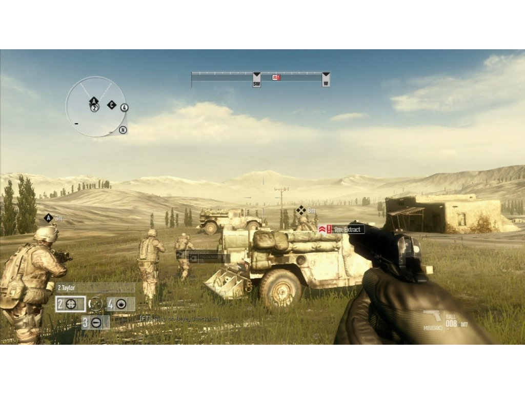 Xbox 360 Operation Flashpoint Red River