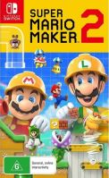 Nintendo Switch Super Mario Maker 2 (nová)