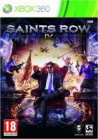 Xbox 360 Saints Row 4