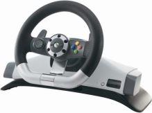 [Xbox 360] Wireless Racing Wheel with Force Feedback (estetická vada)
