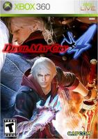 Xbox 360 DMC Devil May Cry 4