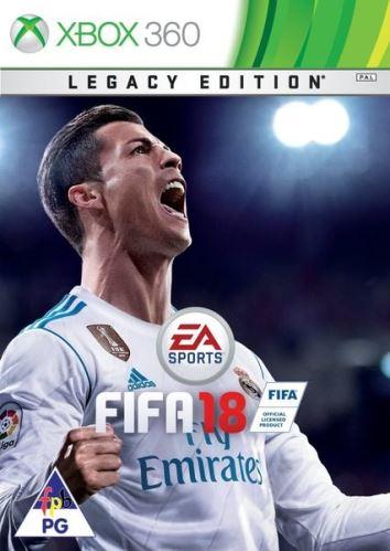 Xbox 360 FIFA 18 2018 (Legacy Edition)