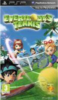 PSP Everybodys Tennis