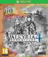 Xbox One Valkyria Chronicles 4