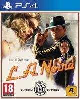 PS4 LA Noire