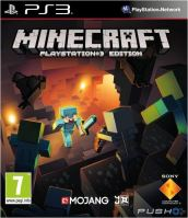 PS3 Minecraft (nová)