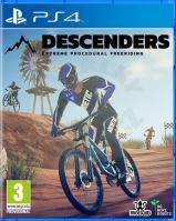 PS4 Descenders (nová)