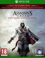 Xbox One Assassins Creed The Ezio Collection (CZ) (Nová)