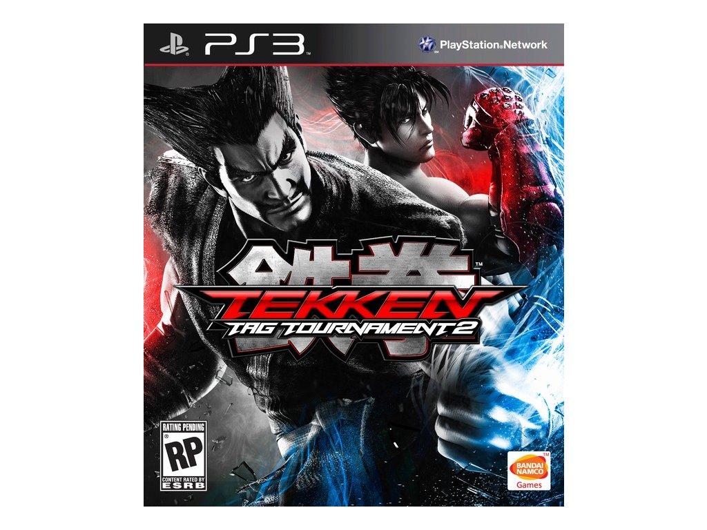 PS3 Tekken Tag Tournament 2