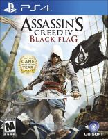 PS4 Assassins Creed 4 Black Flag (CZ)