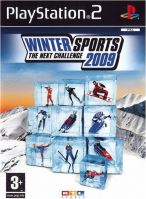 PS2 RTL Winter Sports 2009 The Next Challenge