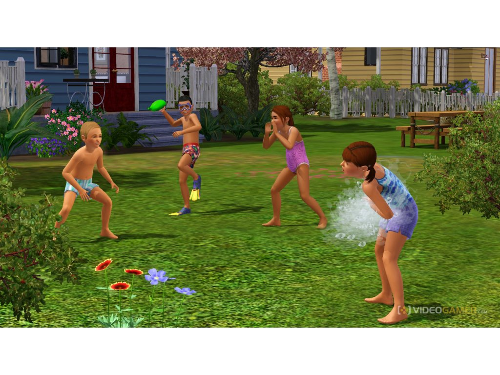 Nintendo Wii The Sims 3