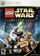 Xbox 360 Lego Star Wars The Complete Saga (Bez obalu)