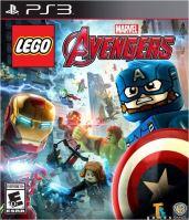 PS3 Lego Marvel Avengers (nová)