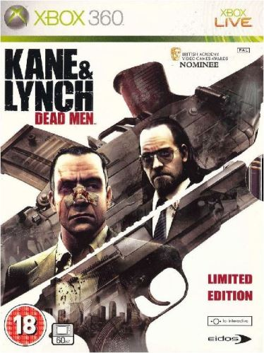 Xbox 360 Kane And Lynch: Dead Men