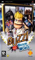 PSP Buzz! - Brain of the UK (Bez obalu)