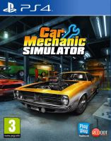 PS4 Car Mechanic Simulator 2018 (nová)