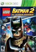 Xbox 360 Lego Batman 2 DC Super Heroes (nová)