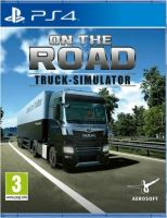 PS4 On The Road Truck Simulator (nová)
