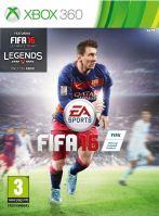 Xbox 360 FIFA 16 2016 (CZ)