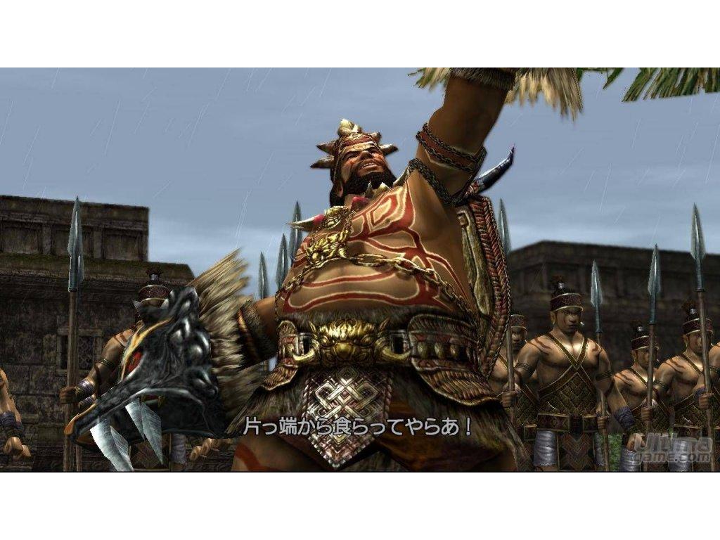 Xbox 360 Dynasty Warriors 5 Empires